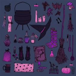 Witch's Gear