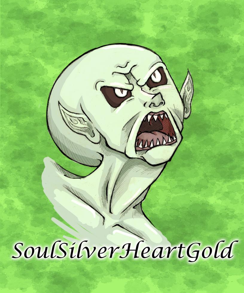 Goblin by SoulSilverHeartGold