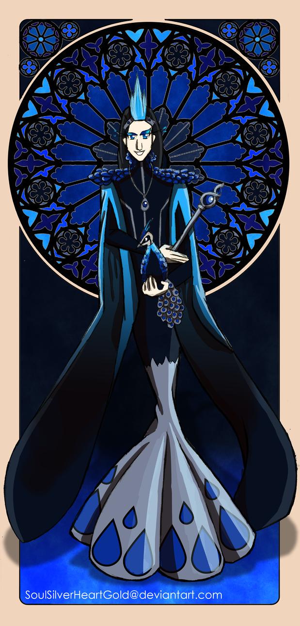 Prince Palawan Peacock by SoulSilverHeartGold