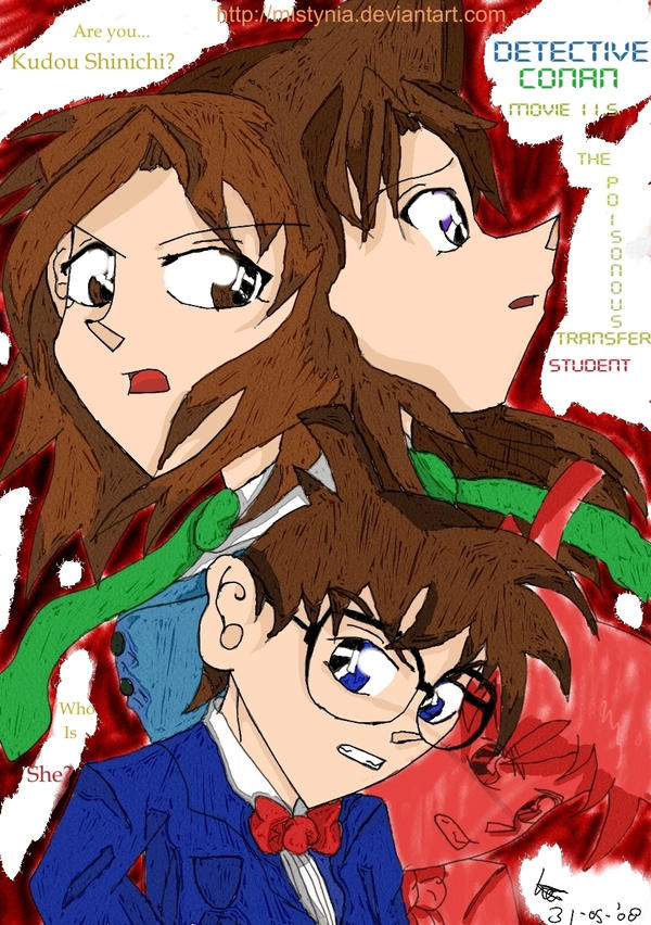 FANMADE- Detective Conan movie by Mistynia on DeviantArt