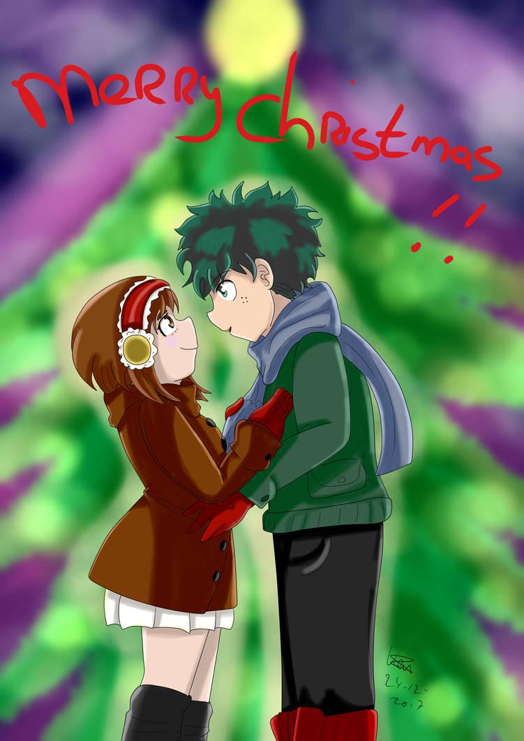 BNHA- Merry Christmas