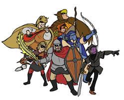 The Guild of Masks