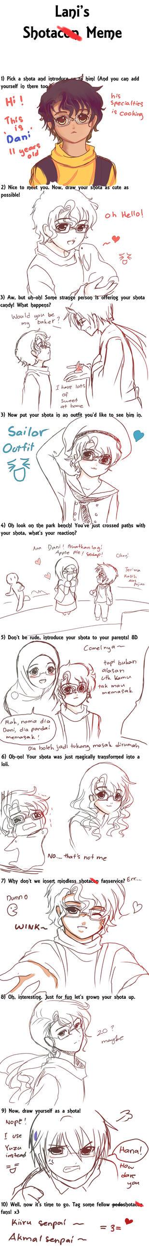 Dani Shota(con?) Meme by yuzuhana