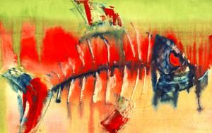 the piranha by kunzang