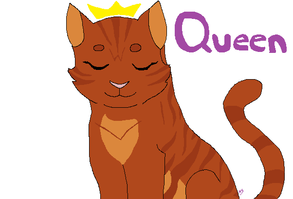 The Queen by Neon-Superhusbands