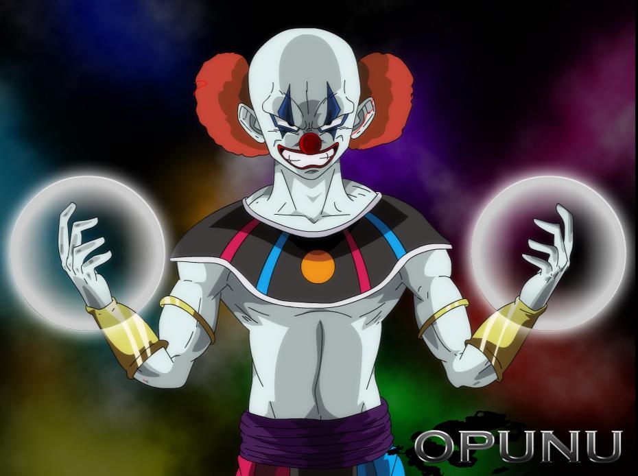 Clown G.O.D by opunu