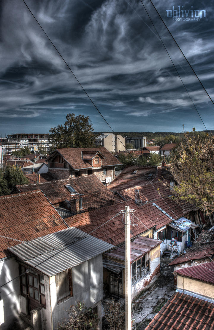 Ghetto. by RileOblivion