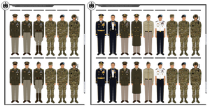 William Fred's Uniform Timeline (Part 4)