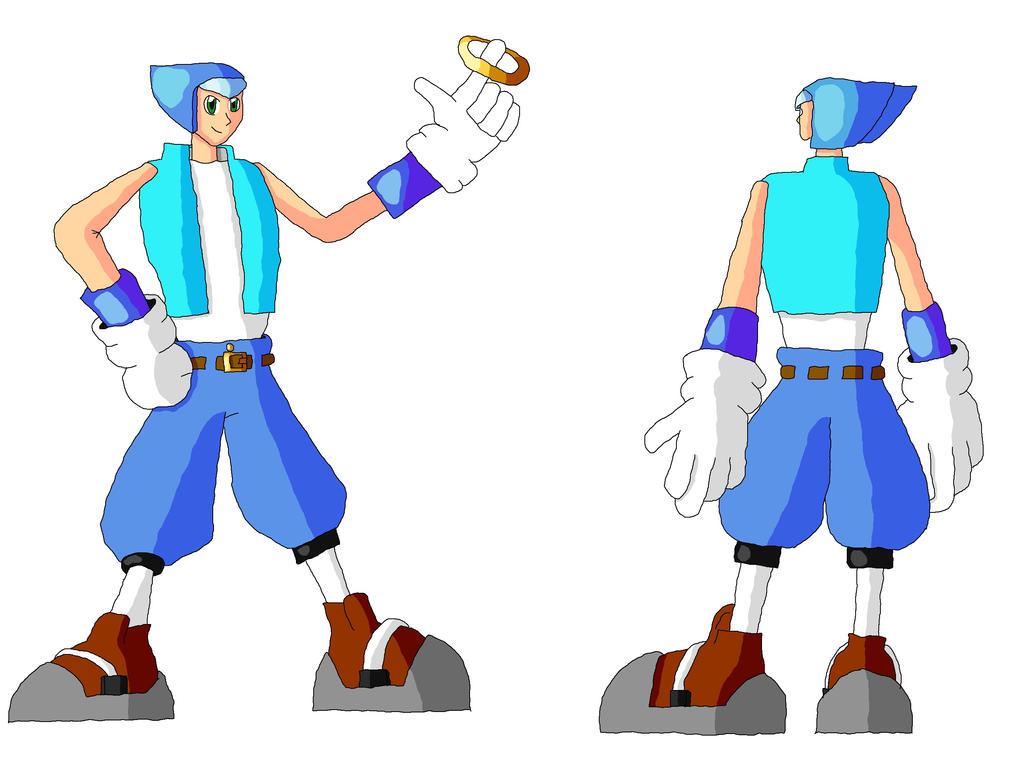 Mega Rook (Redesign.) by MegaRook