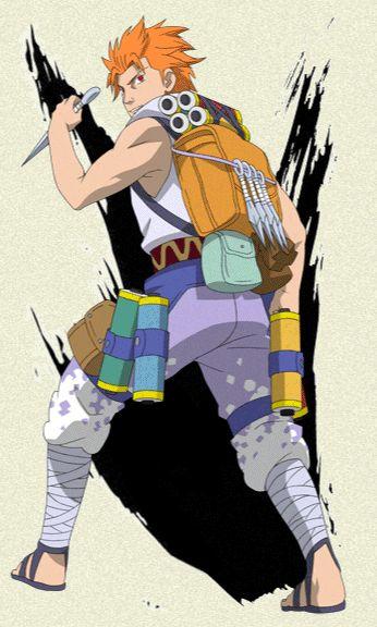Juugo Samurai by Hozukami
