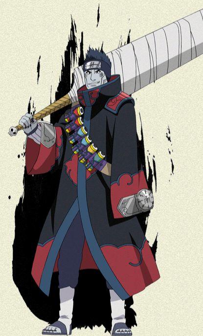 Kisame Samurai by Hozukami