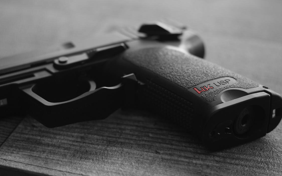 Heckler And Koch Wallpaper Heckler und Koch USP W...