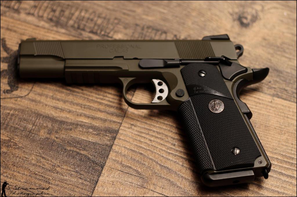 Colt M1911 by Dj-TheKiller
