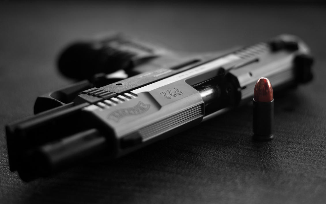 Walther P22 Wallpaper by Dj-TheKiller
