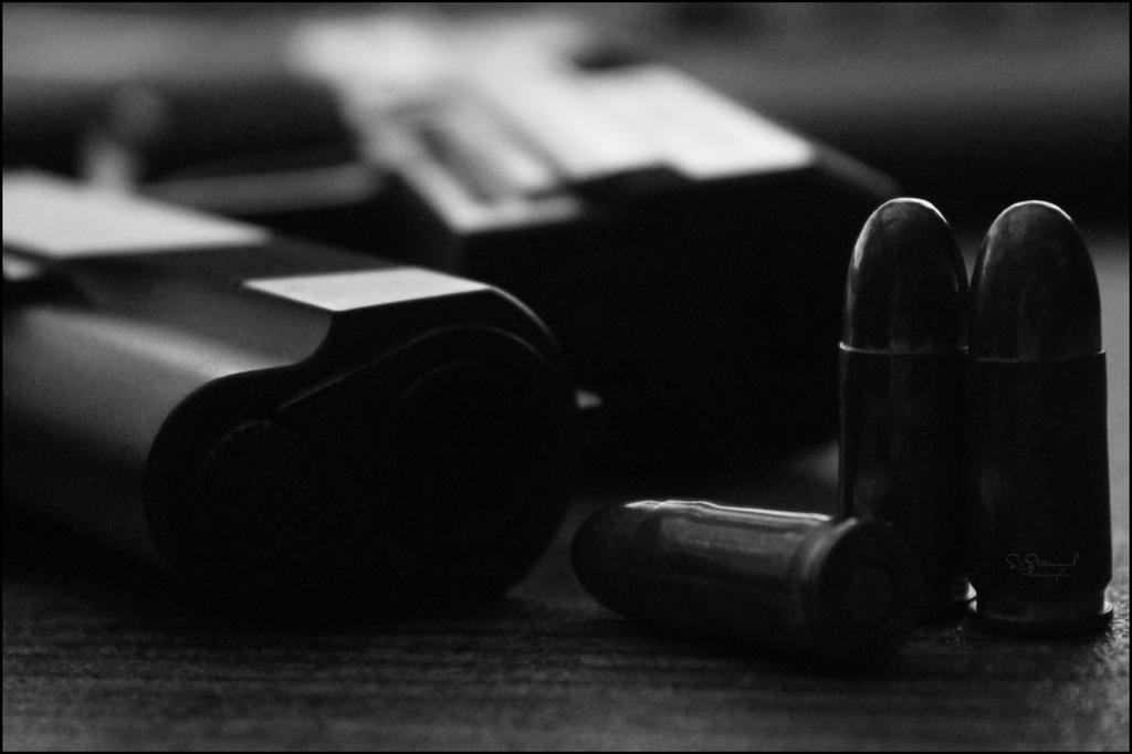 Bullets and Guns... by Dj-TheKiller