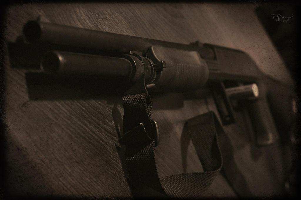 Shotgun! by Dj-TheKiller