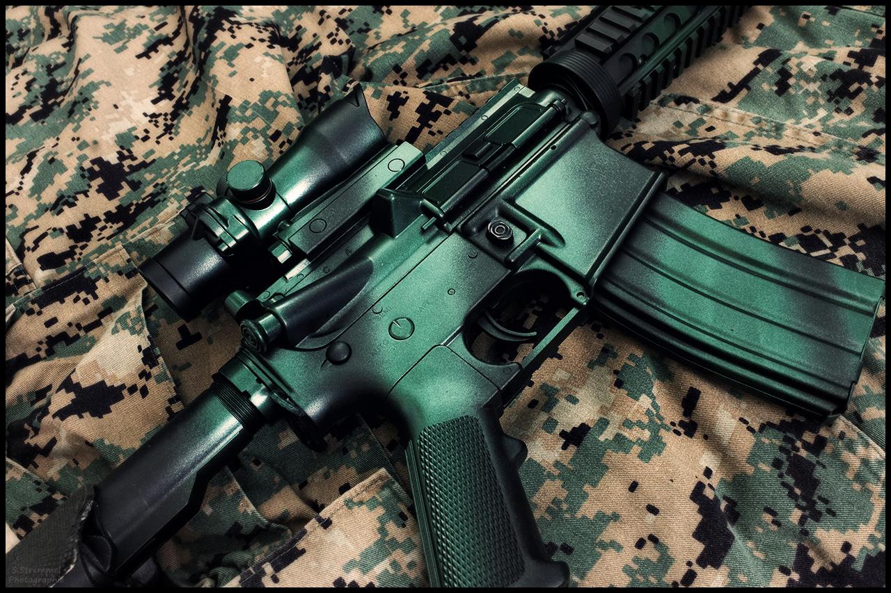 Colt M4A1 by Dj-TheKiller