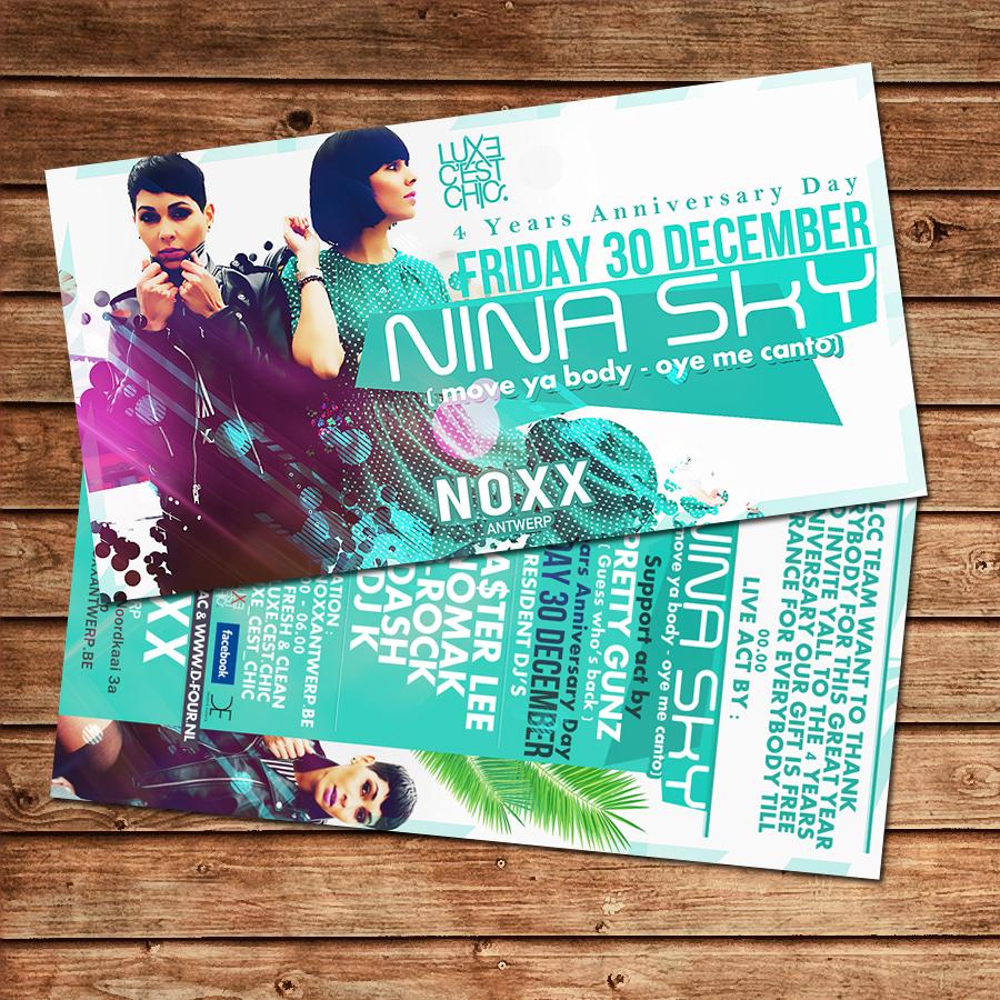 Nina Noxx Nude Photos 34