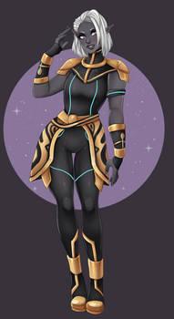 Valaria's New Look