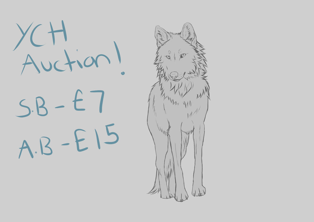 YCH Auction (Paypal) -CLOSED- by nihtgield