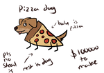 Pizza Dog (closed speciies)