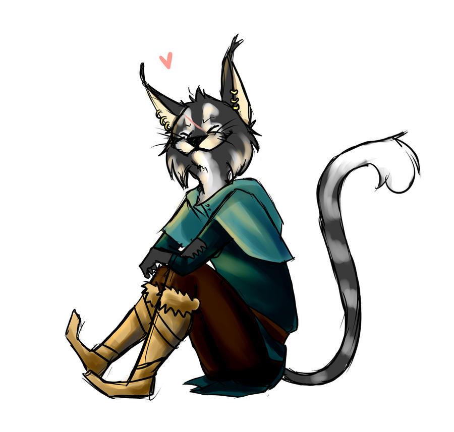 Skyrim Cat Like Khajiit Mod