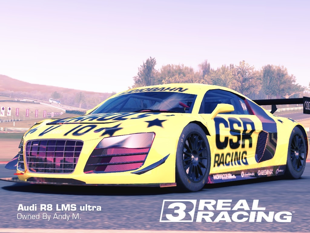 Audi r8 lms ultra csr 7