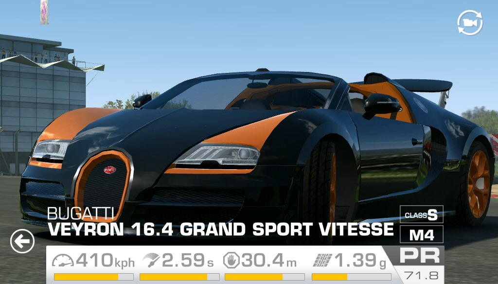 bugatti veyron performance stats bugatti veyron grand sport vitesse stats by zapzzable100. Black Bedroom Furniture Sets. Home Design Ideas