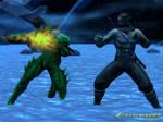 Ninja Apprentice 21 Final Fight by Zapzzable100