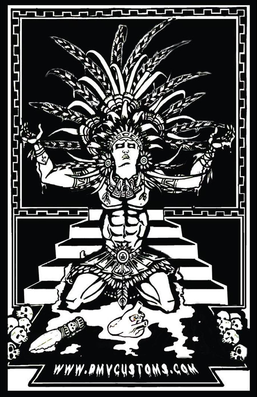 mayan sacrifice pit - HD900×1391