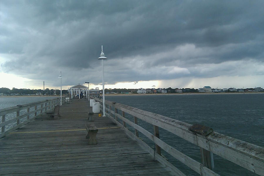 Ocean view pier by dmvcustomdesign on deviantart for Ocean view fishing pier