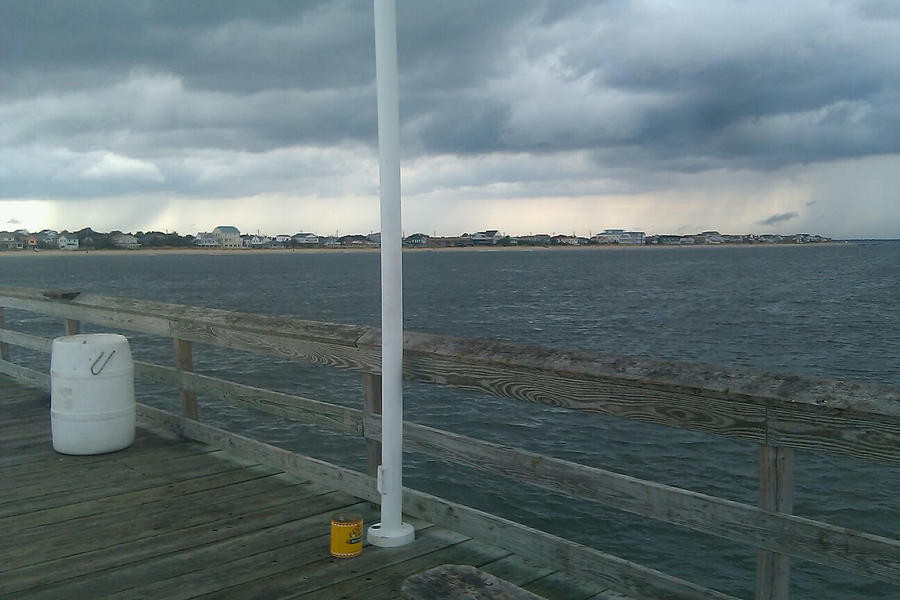 Ocean view fishing pier by dmvcustomdesign on deviantart for Ocean view fishing pier