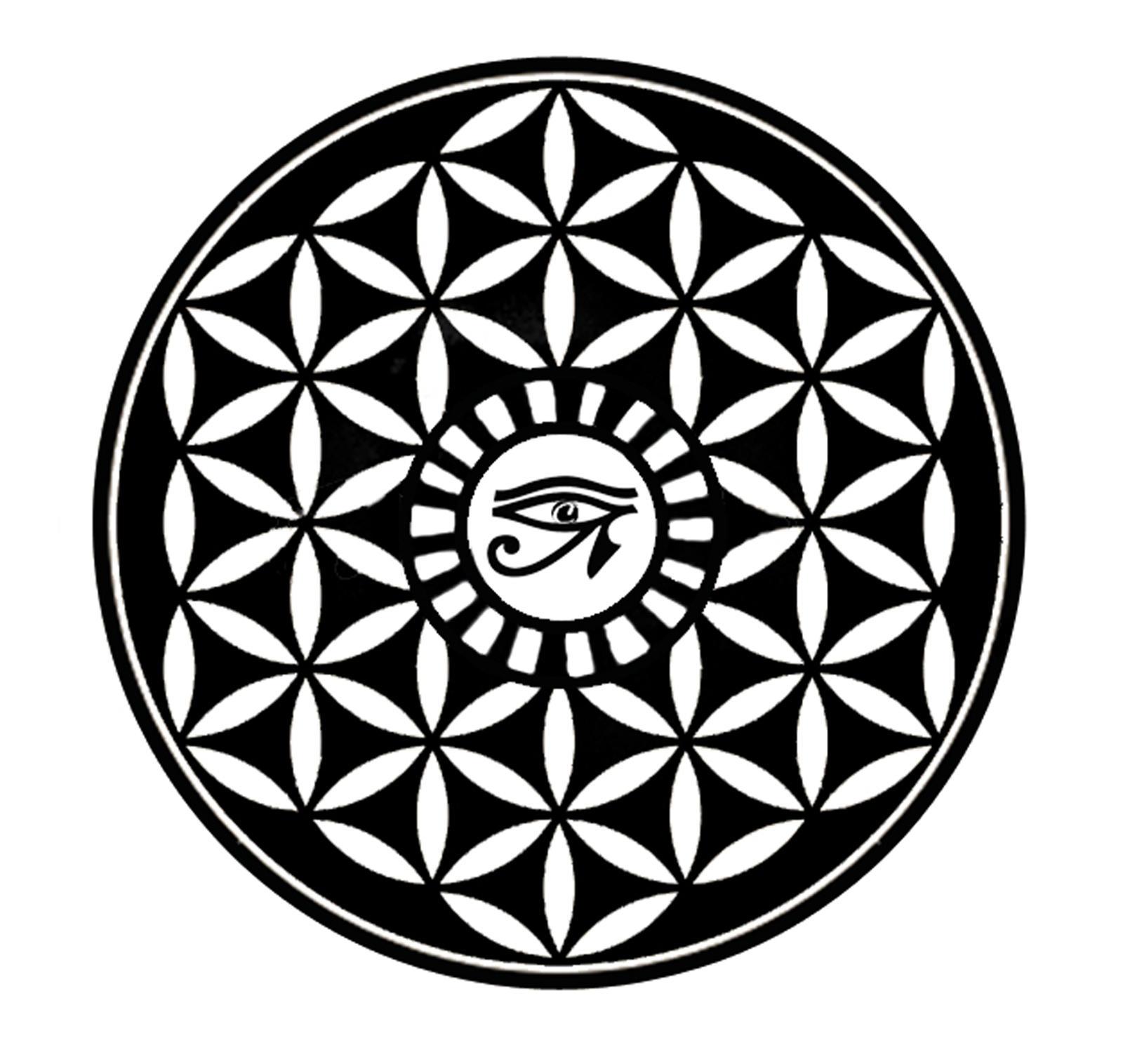 choka flower of life emblem 1 by dmvcustomdesign on deviantart. Black Bedroom Furniture Sets. Home Design Ideas