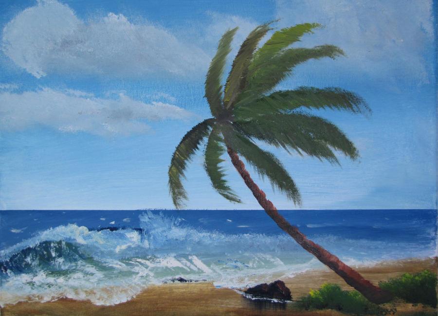hd beach wallpapers portrait