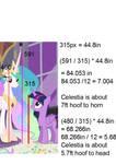 Celestia's Height