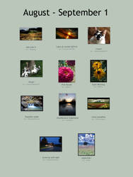 august-september submissions 1 by Ro-nature