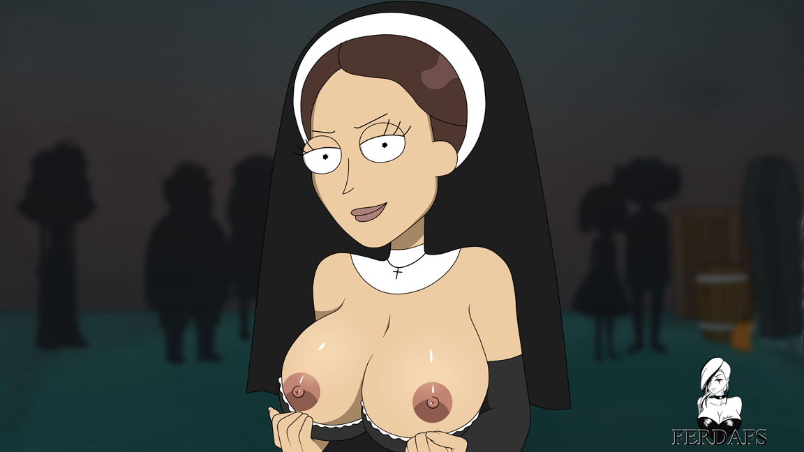 Nun Tricia by Ferdafs