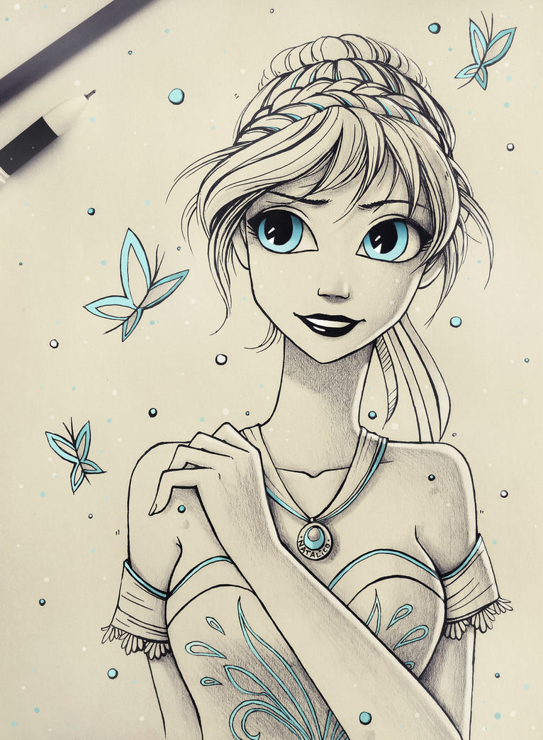 Princess Anna By Natalico On Deviantart