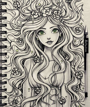 Girl (traditional)