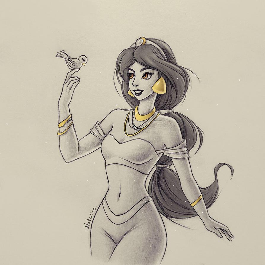 Jasmine by natalico