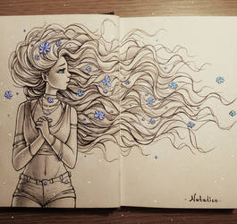Wind by natalico
