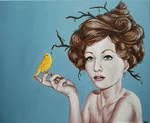Song for Spring: Canary