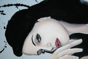 WIP Crow Girl