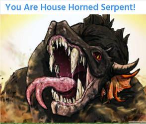 I'm a Horned Serpent?