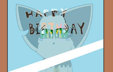 Goretober 2021 Day 26 Mirror (My Birthday!)