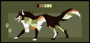 [CLOSED] Forest Beast- Auction