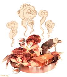 +FISHSTICKS+ by choco89