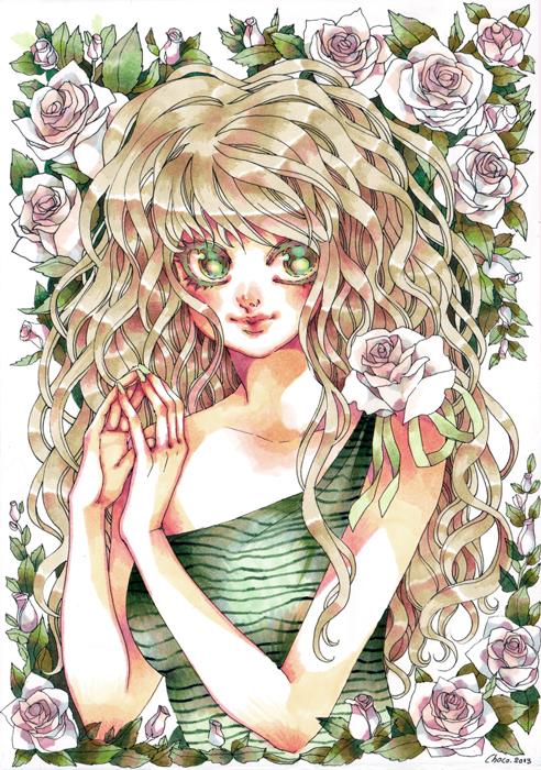 Rosa.Rosae by choco89