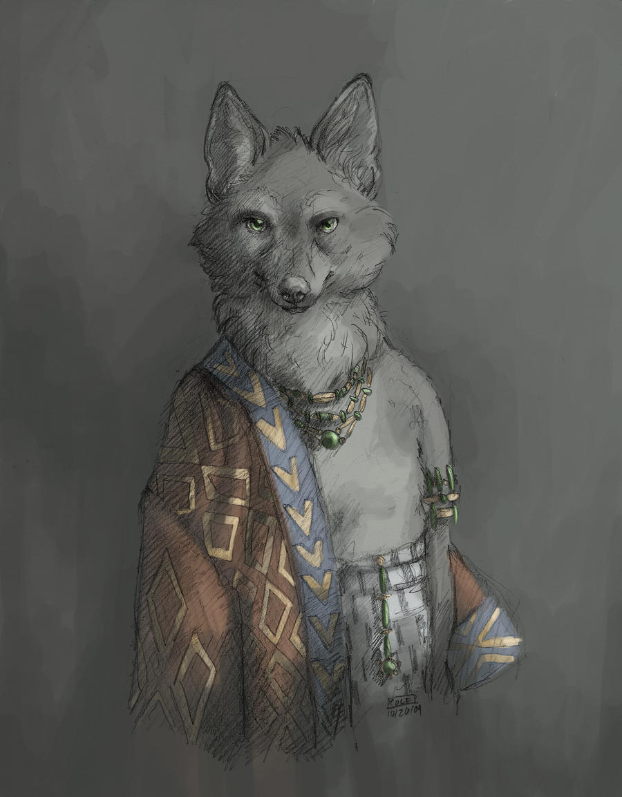 Orland Portrait by Zethelius