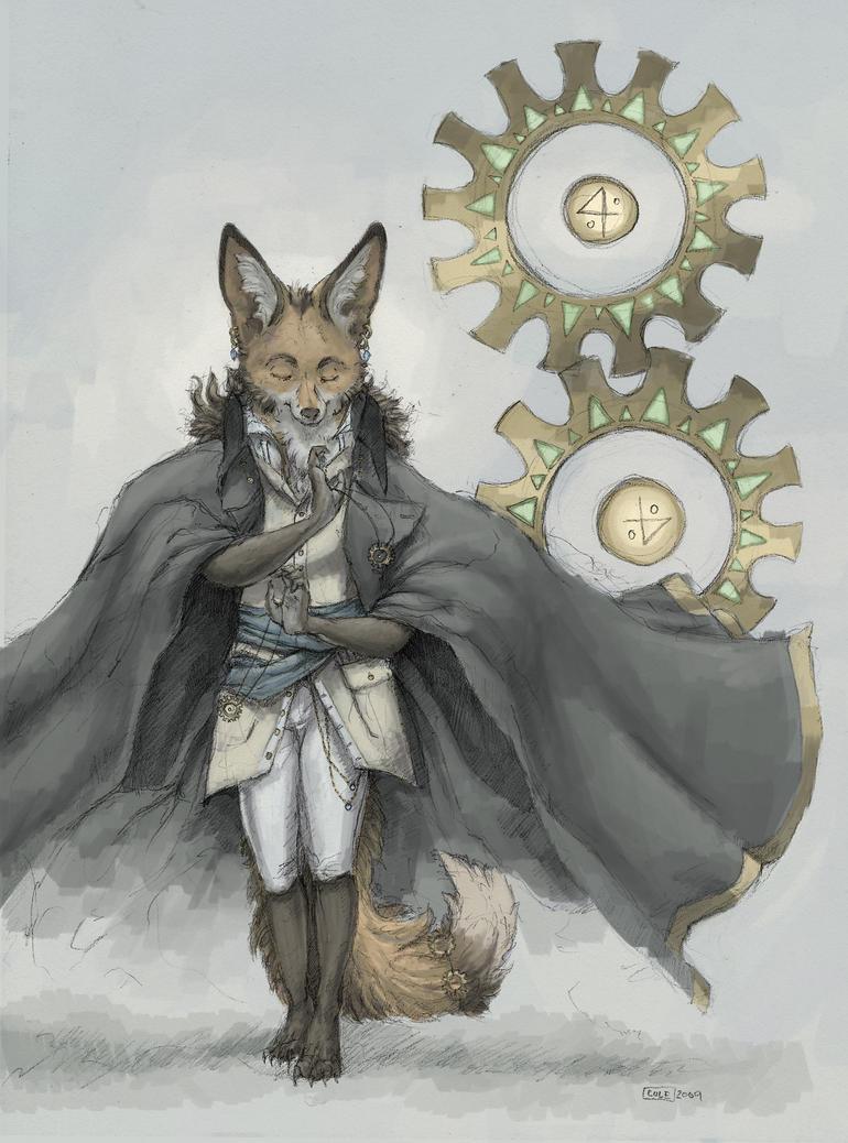 Gearcast by Zethelius